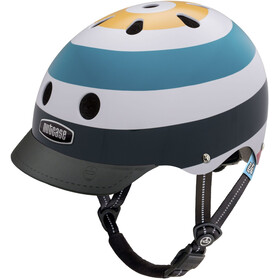 Nutcase Little Nutty Street - Casque de vélo Enfant - blanc/Multicolore